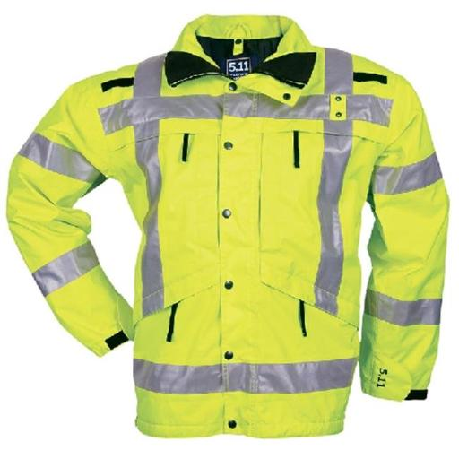 5.11 Tactical 5-48014320M High Visibility Parka, High-Vis Yellow - Medium