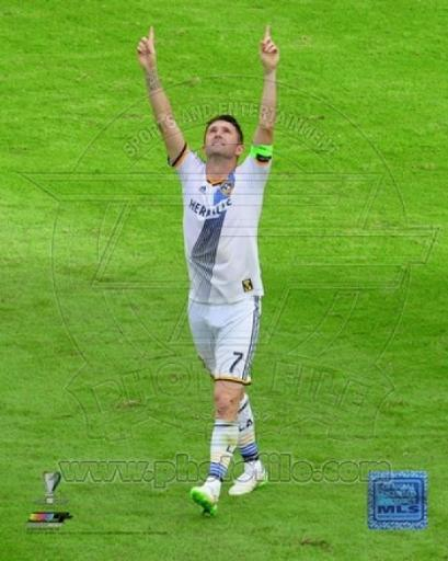 Robbie Keane Overtime Goal 2014 MLS Cup Final Sports Photo (8 x 10) 1097988