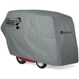 Foundations 4145259 Gaggle All Weather Storage Cover, Gray