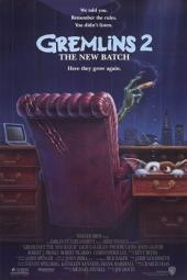 Gremlins 2 the New Batch Movie Poster (11 x 17) MOV233284