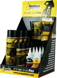 Progold pop countertop display stand lube