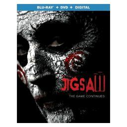 Jigsaw (blu ray/dvd w/digital uv) BR53682