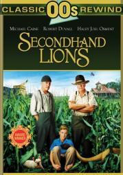 Secondhand lions (dvd/lion look) DN638791D