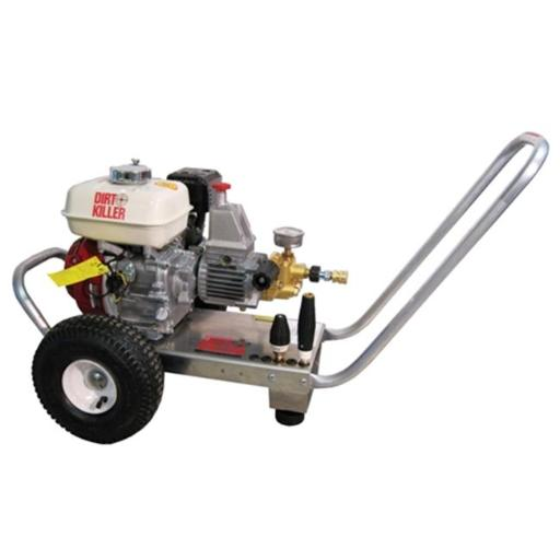 Dirt Killer 9800229-s H260 2600 PSI, 3.5 GPM, 6.5 HP, Gear-Drive Honda Industrial Pressure Washer