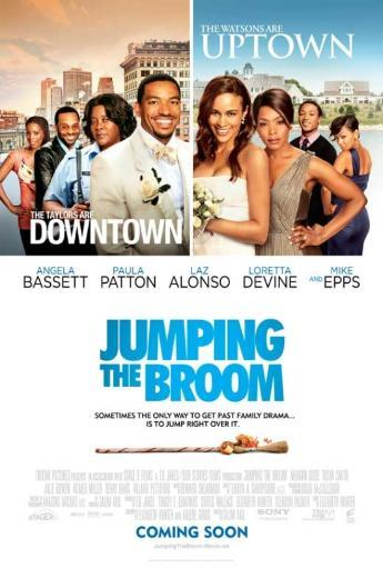 Jumping the Broom Movie Poster Print (27 x 40) 0QHBPMUJLN91IIKC