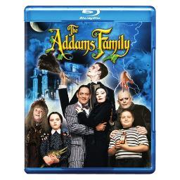 Addams family (blu ray) (2.0 dol dig/5.1 dts-hd/ws/eng sdh/re-release) BR59159876