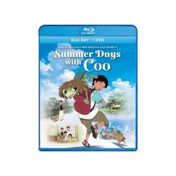 Summer days with coo (blu-ray/dvd/ws/2 discs)