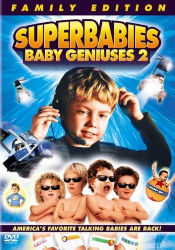 Superbabies-baby geniuses 2 (dvd/family edit/p & s 1.33/dd 5.1/fn) nla 0LNHSWMSIFYGNJAG