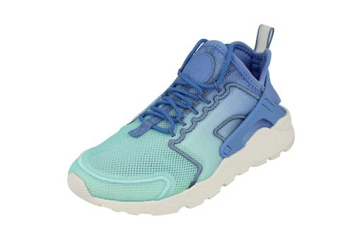 the latest a0665 96472 Nike Womens Air Huarache Run Ultra BR Low Top Lace Up Running Sneaker