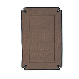 K&H Pet Products 7904 Mocha K&H Pet Products Odor-Control Dog Crate Pad Mocha 14 X 22 X 0.5
