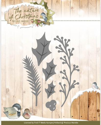 Find It Trading Precious Marieke The Nature Of Christmas Die Christmas Florals