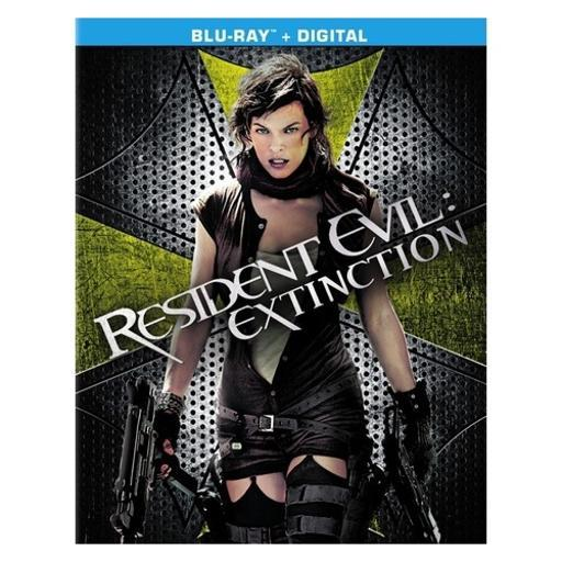 Resident evil-extinction (blu ray/ultraviolet) (package refresh) 3ZWXCRM2EYF0EBLT