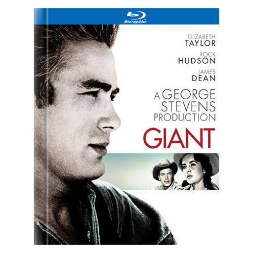 Giant (blu-ray/1956/digibook/3 disc/restored) SYVVWIQM23RELHAQ