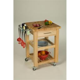Pro Chef Kitchen Work Station, Natural