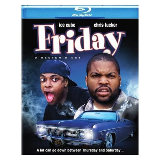 Friday (blu-ray/deluxe edition/ws-1.85) OHD7S71ERQGDMFOZ