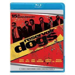 RESERVOIR DOGS (BLU RAY) 12236191544