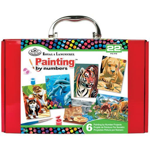 Painting By Numbers Kit- HPIKVGOH6VZS2HDL
