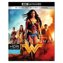 Wonder woman (2017/blu-ray/4k-uhd/digital hd) BR618896