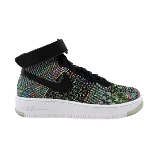 Nike Air Force 1 Ultra Flyknit Mid Pink Blast/Black-White 862824-600