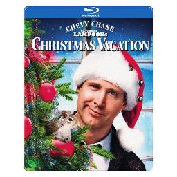Christmas vacation (blu-ray/digital hd/steelbook) BR549871