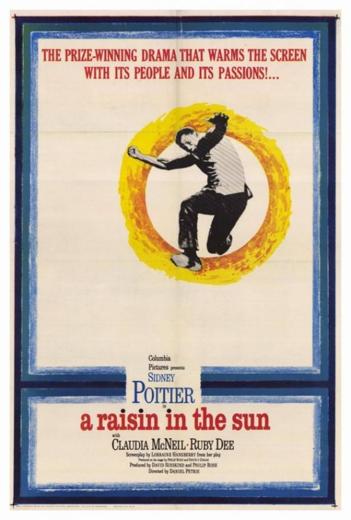 A Raisin in the Sun Movie Poster Print (27 x 40)