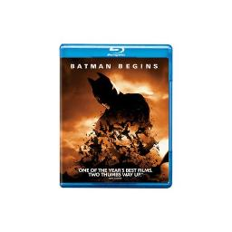 BATMAN BEGINS (BLU-RAY) 85391115212