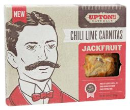 Upton's Naturals - Jackfruit Chili Lime Carnitas