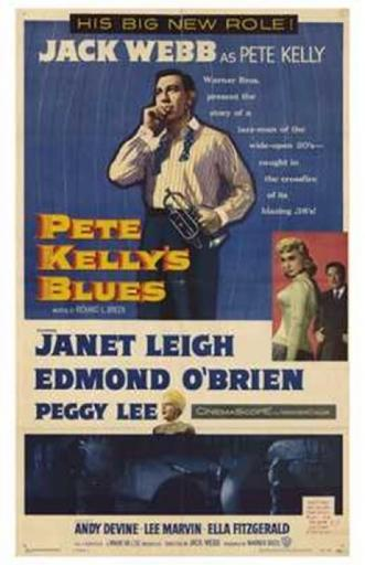 Pete Kelly's Blues Movie Poster (11 x 17) 840056