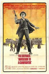 Invitation to a Gunfighter Movie Poster Print (27 x 40) MOVEH1611