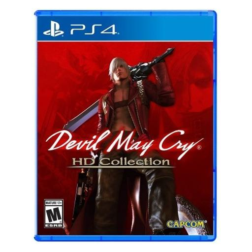Devil may cry hd collection VYLNYKGSHQGUPLW1