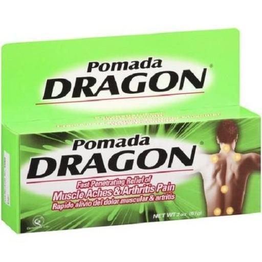 Pomada Dragon Ultra Strength Pain Relieving Cream