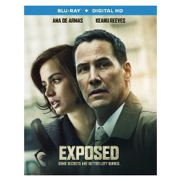 Exposed (blu ray) (ws/eng/span sub/eng sdh/5.1 dts-hd) BR48365
