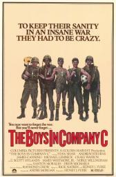 The Boys in Company C Movie Poster Print (27 x 40) MOVAF7362