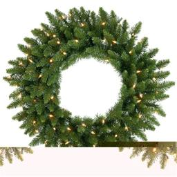 Vickerman A861061 60   Camdon Wreath 780T 400 OutoorCL Out