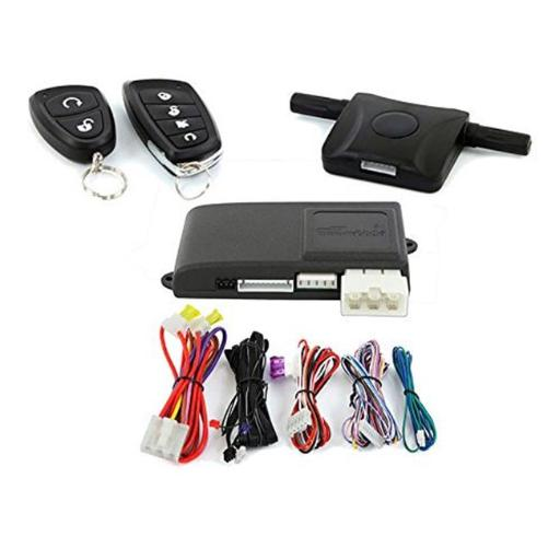 Car Start Keyless Entry 1 - 4 Button & 1-2 Button Remote