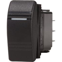 Blue Sea 7945 Contura Iii Spdt Switch (0N)-Off-On Black