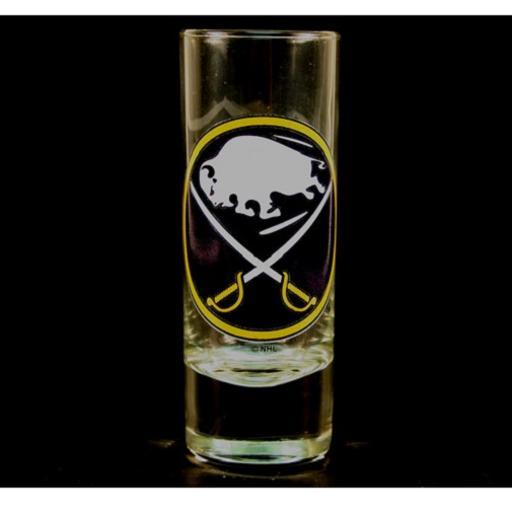 "Buffalo Sabres NHL ""Hype"" Tall Shot Glass GORY7NNHKVLZBHO8"