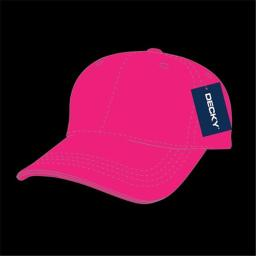 6682df2eb1af8 Decky EPC68C9C8 205 HPNK Washed Cotton Polo Cap Hot Pink 0FC4592FABA  Fashion Accessories
