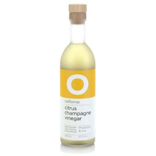 O 318645 Champagne Citrus Vinegar, 300 ml - Pack of 6