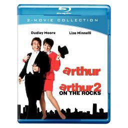 Arthur/arthur 2-on the rocks (blu-ray/dbfe/ws-16x9) BR165900