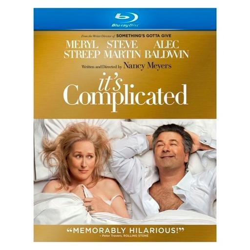 Its complicated (blu ray) (ws/eng sdh/span/fren/dts-hd) ELCYTWWZFKBOKYPV