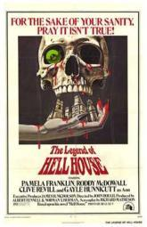 The Legend of Hell House Movie Poster (11 x 17) MOV208786