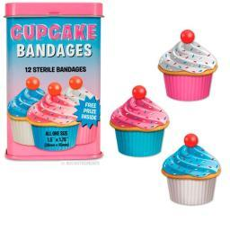 Cupcake Bandages Band-Aids