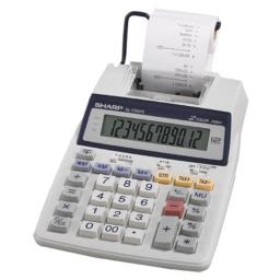 Sharp Desktop Electronic Printing Calculator  EL1750V