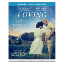 Loving (2016) (blu ray/dvd w/digital hd) BR62184419