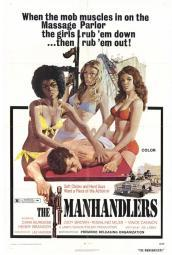 The Manhandlers Movie Poster Print (27 x 40) MOVGH0712