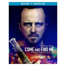 Come & find me (blu ray w/digital hd) (ws/eng/eng sub/sp sub/eng sub/5.1dts BR51377