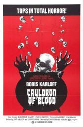 Cauldron of Blood Movie Poster (11 x 17) MOVGB76224