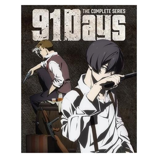 91 days-complete series (blu-ray/dvd combo/limited edition/4 disc) AWQNAYBABAJ5DXMI