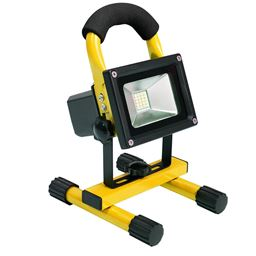 10W LED Rechargeable Work Light for Camping